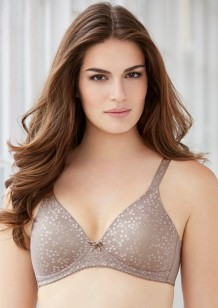 "Glamorise The Perfect ""A"" Wire Free Bra Style 3010"