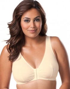 Leading Lady Front Close Comfort Sleep Bra Style 110