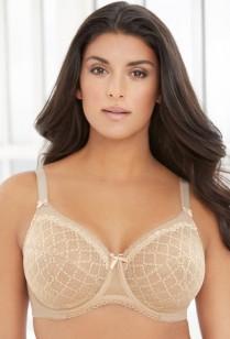 Glamorise Elegance Wonderwire Lace Bra Style 9845