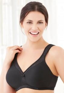Glamorise Seamless Support T-Shirt Bra Style 1070
