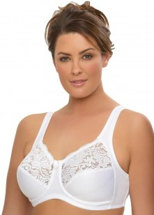 Glamorise Soft Shoulders Support Bra Style 1100