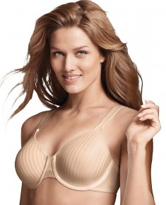 Playtex Secrets Perfectly Smooth Underwire Bra Style 4747