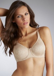 Dominique Lila Lace Minimizer Bra Style 7001