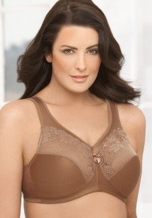 Glamorise Magic Lift Full Figure Minimizer Bra Style 1003