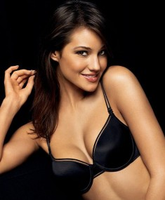 Lily Of France Gel Dazzler Non-Push Up Bra Style 1574