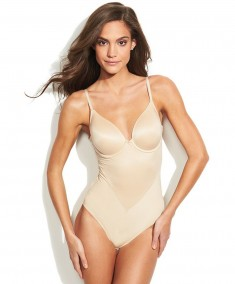 Maidenform Comfort Devotion Body Briefer 1056