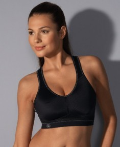 Anita Firm Support Front Close Sports Bra Style 5521